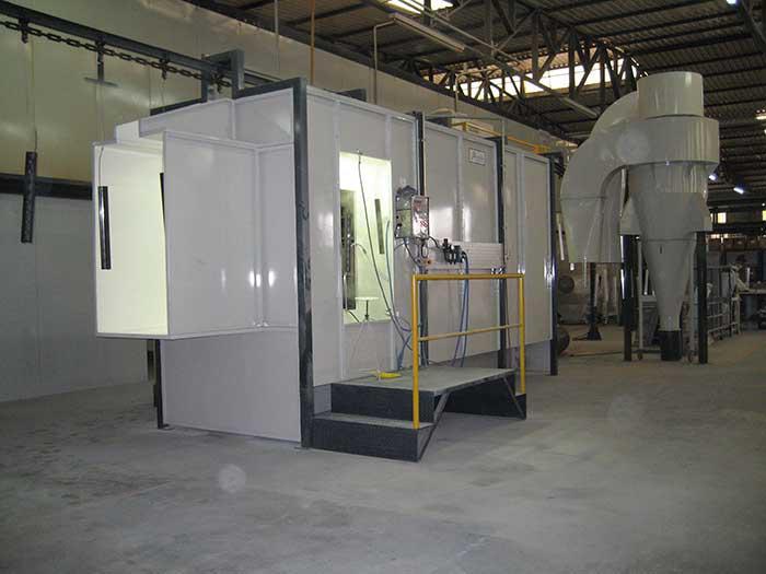 cabine de pintura veja mais portalcomercio On cabine in tellururo co